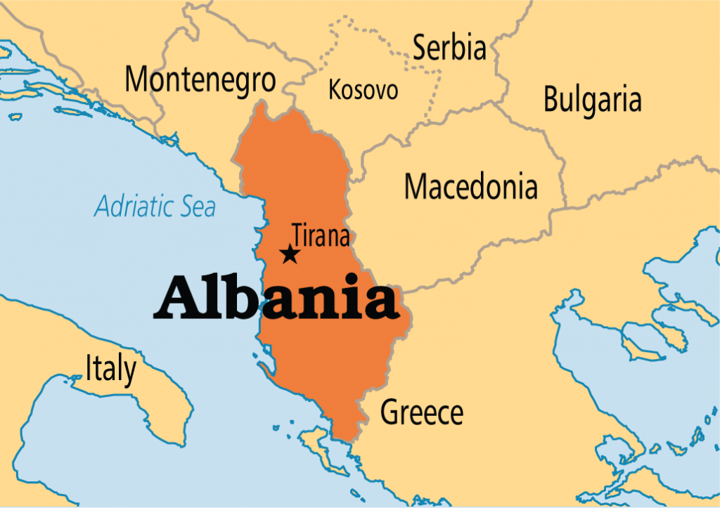 The Albanian Youth Entrepreneurship Project